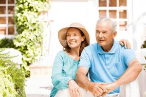 Glücklich im Alter durch Immobilienverrentung