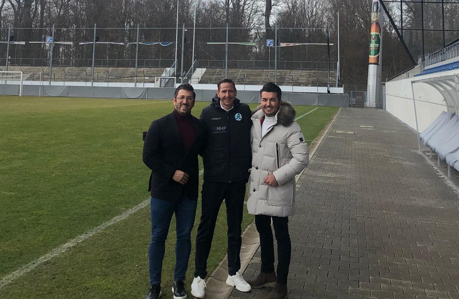 Volltreffer: DEGIV wird offizieller Sponsor der Stuttgarter Kickers