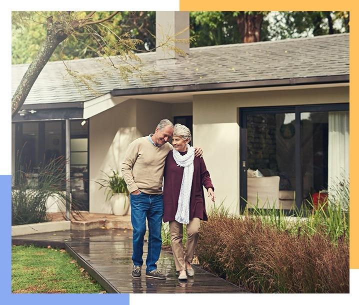 Immobilienverkauf auf Nießbrauchbasis