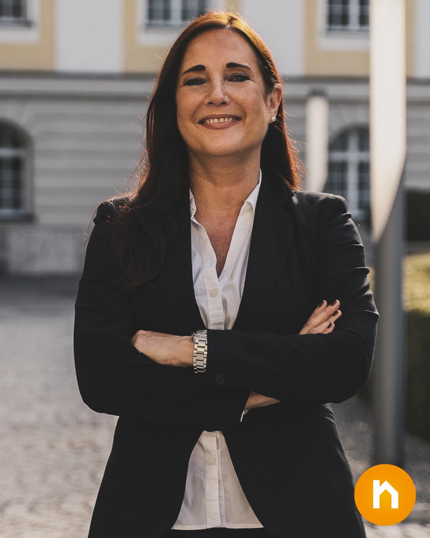 Verrentungsexpertin Alexandra Gröning