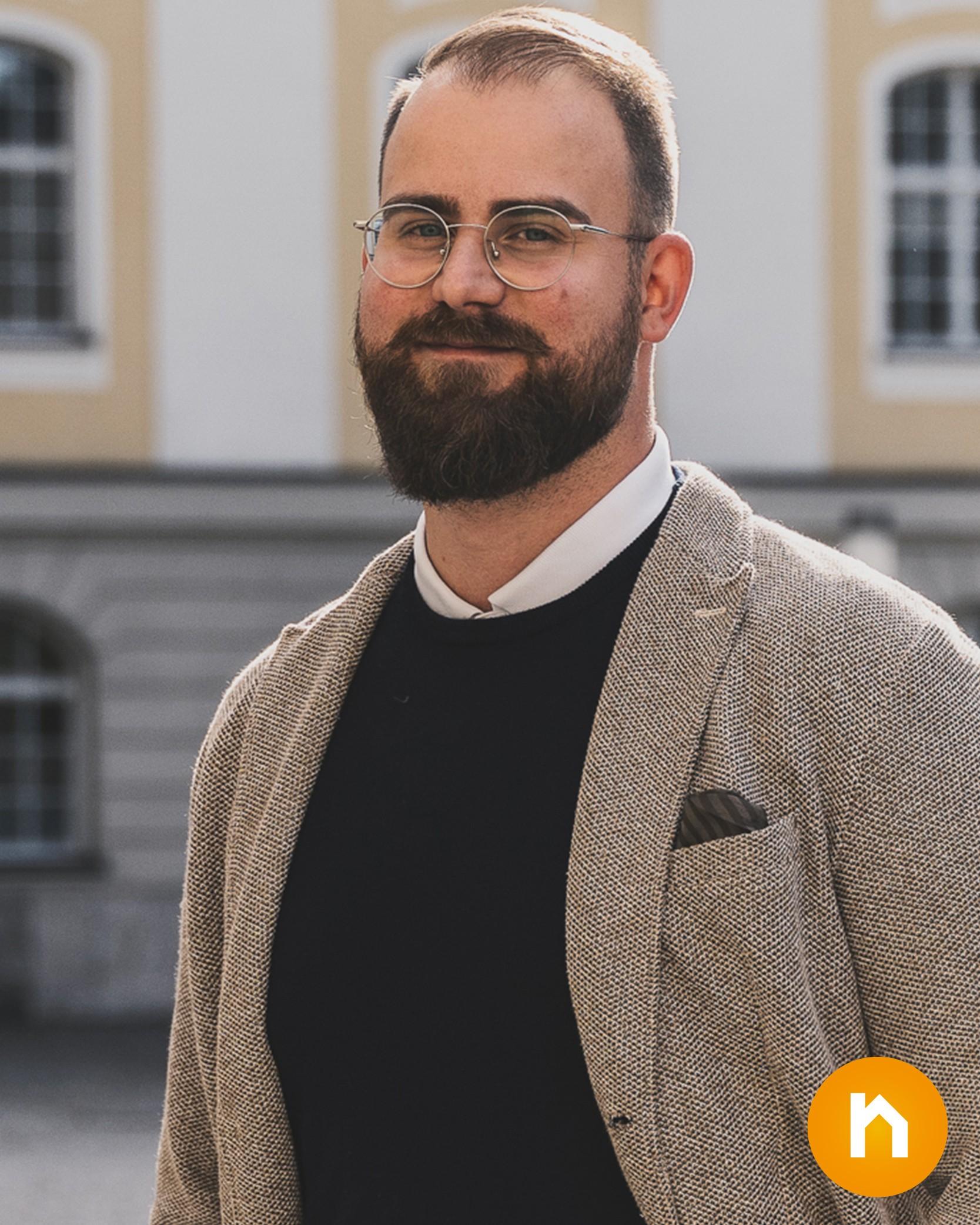 Erol Jasharoski - Leitung Digitalisierung & Marketing