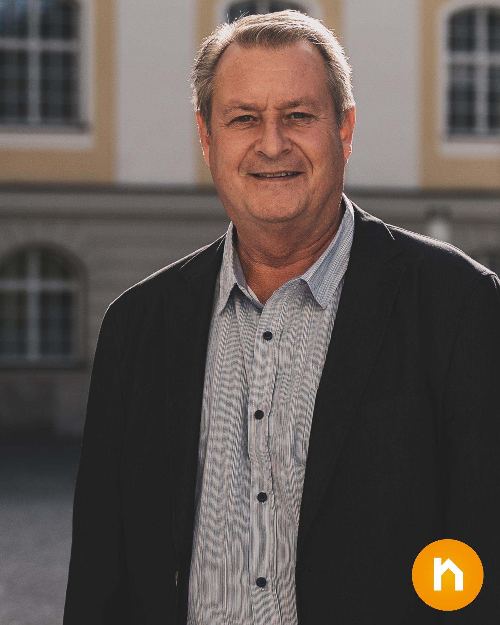Verrentungsexperte Peter Kotschate