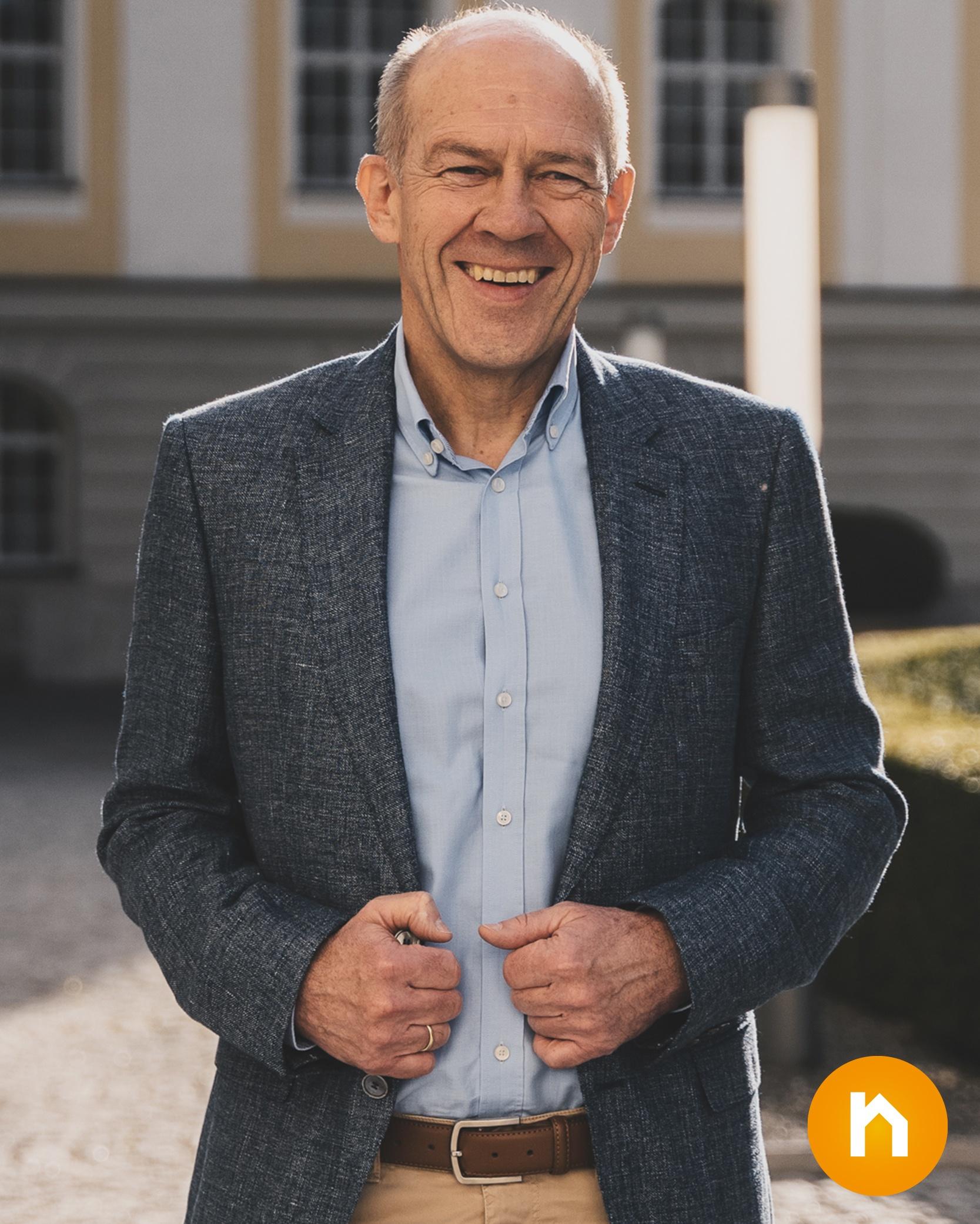 Verrentungsexperte und Standortleiter Rainer Viering