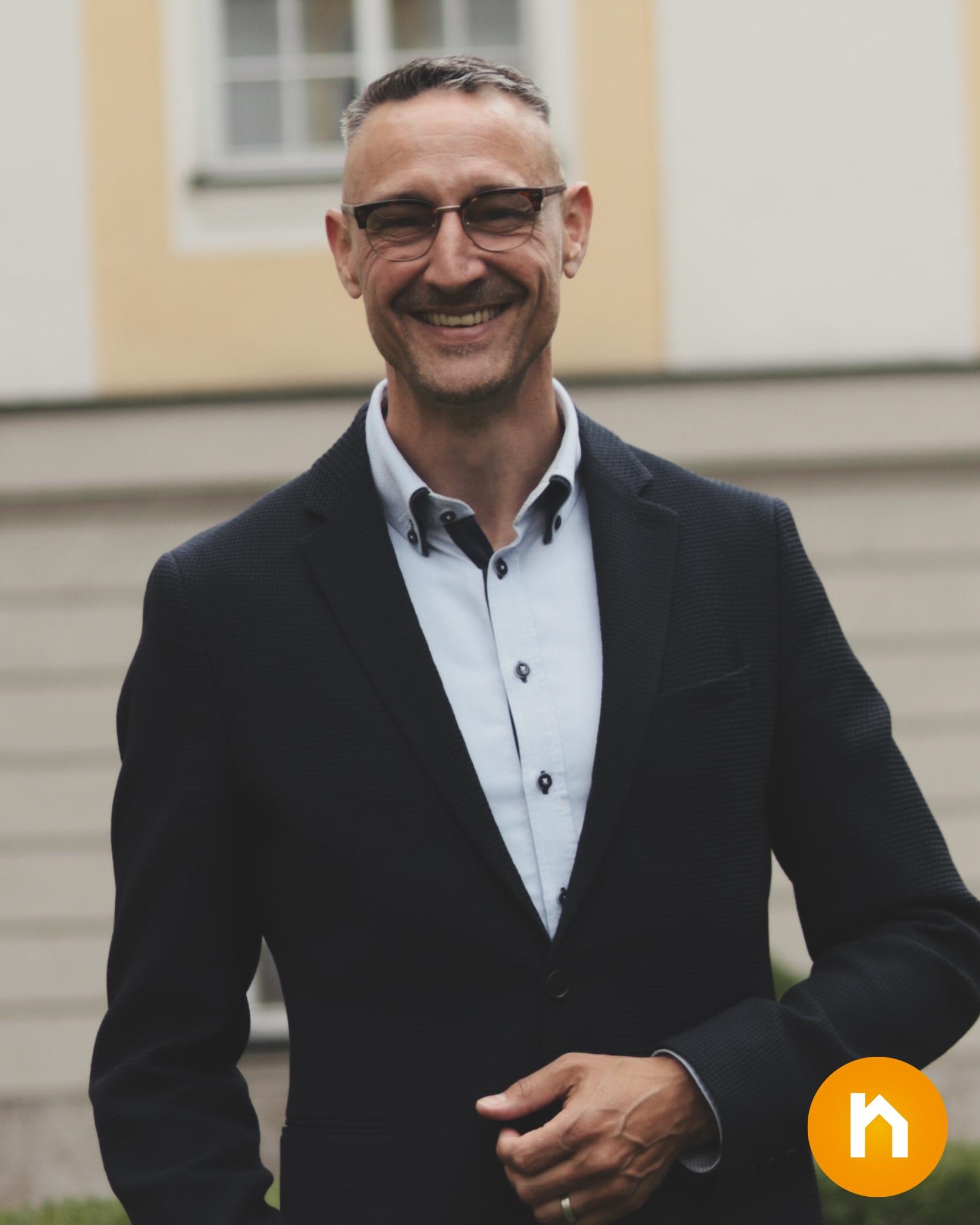 Standortleiter und Verrentungsexperte Sven Sell