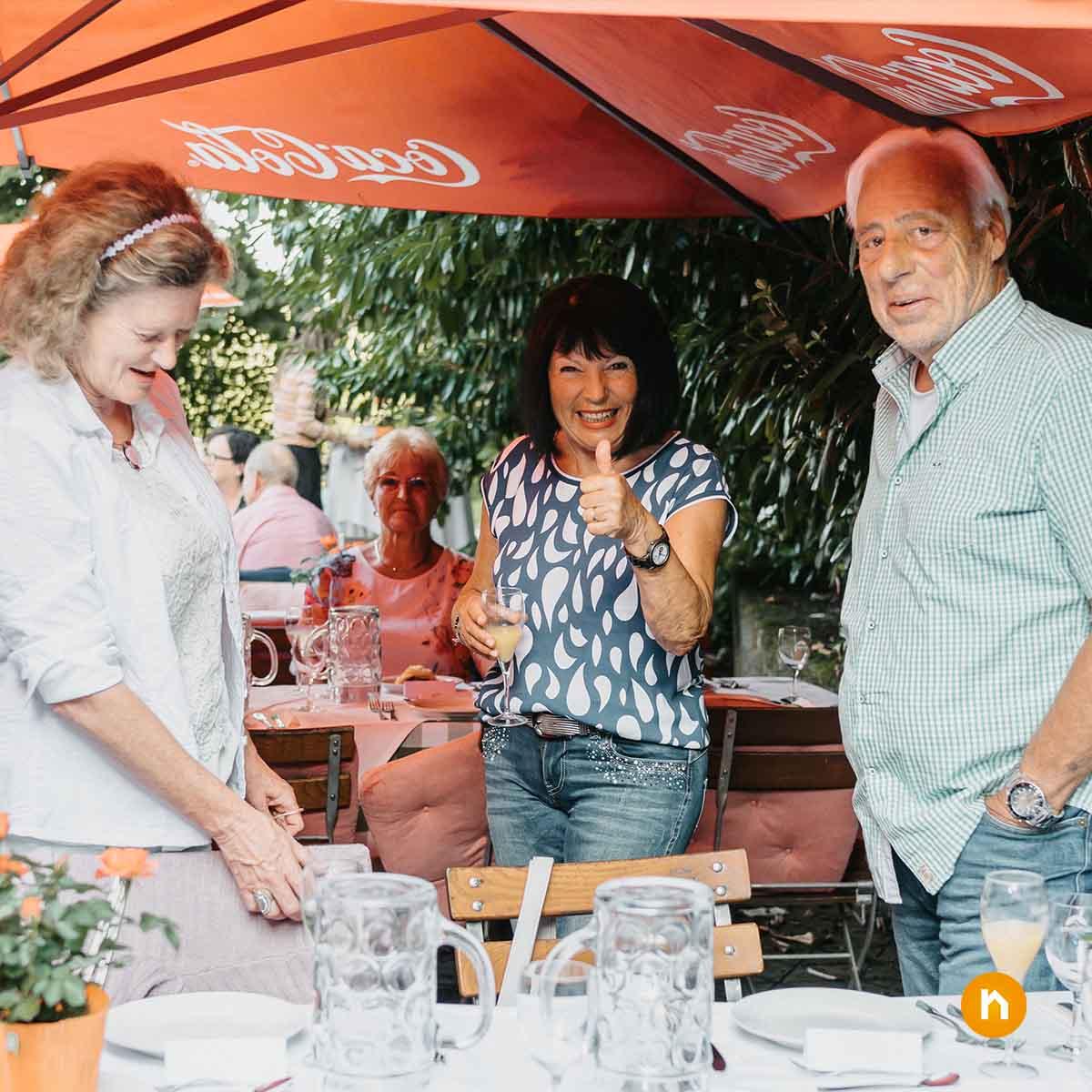 DEGIV-Sommerfest 2021 – es war uns eine Ehre!