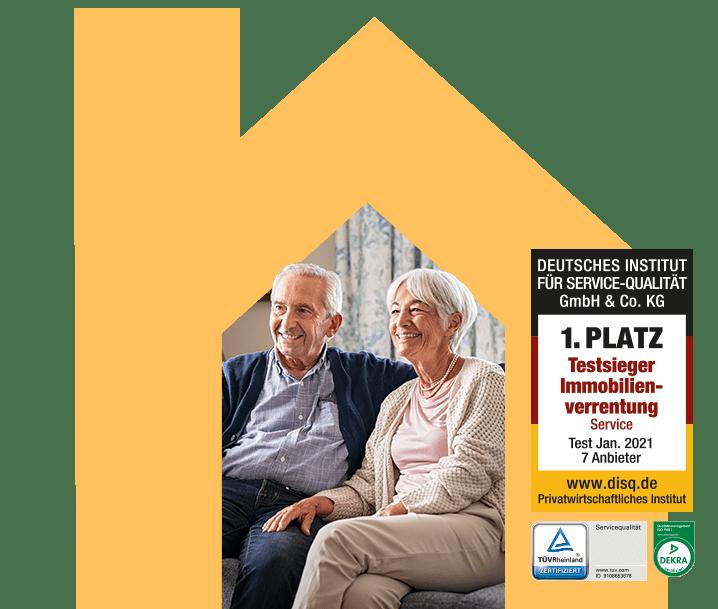 DEGIV Immobilienverrentung - Zertifizierte Qualität